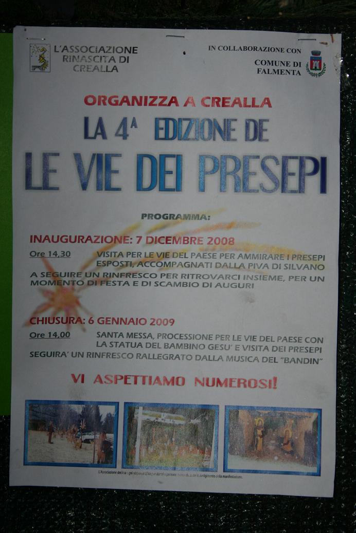 Manifesto della Manifestazione