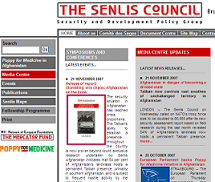 Sito del Senlis Council